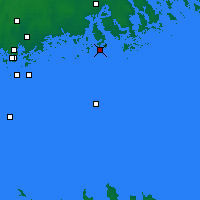 Nearby Forecast Locations - Porvoo - Mapa