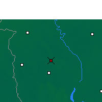 Nearby Forecast Locations - Khulna - Mapa