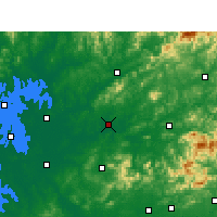Nearby Forecast Locations - Leping - Mapa