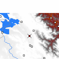 Nearby Forecast Locations - Viacha - Mapa