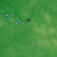 Nearby Forecast Locations - Vilnius - Mapa