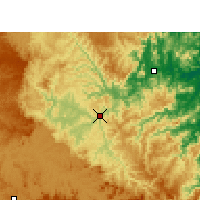 Nearby Forecast Locations - Rio do Sul - Mapa